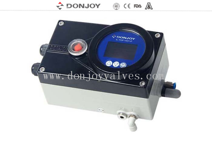 Feedback Single Intelligent Valve Positioner /  Butterfly Valve Positioner